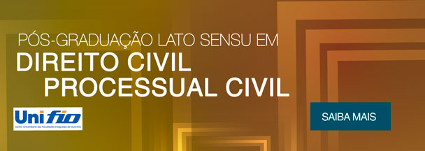 UNIFIO - Direito Civil/Processual Civil